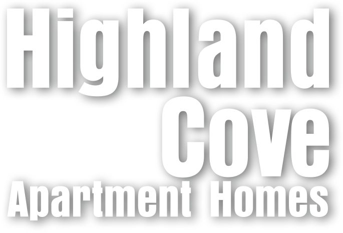 Highland Cove Apartments Logo